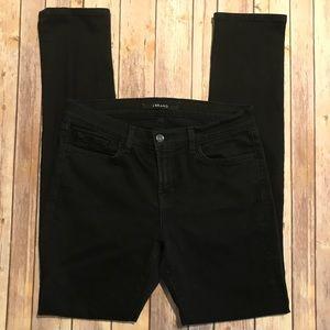 J Brand skinny jeans in Shadow 28